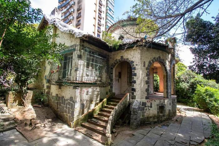 Construída em 1946, casa é protegida como patrimônio cultural do município Maria Ana Krack / PMPA