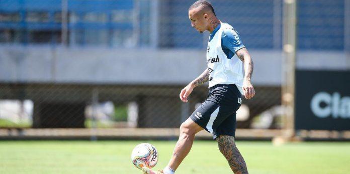 Everton é esperança de gols do Grêmio para vencer o Caxias neste sábado | Foto: Lucas Uebel / Grêmio / Divulgação / CP