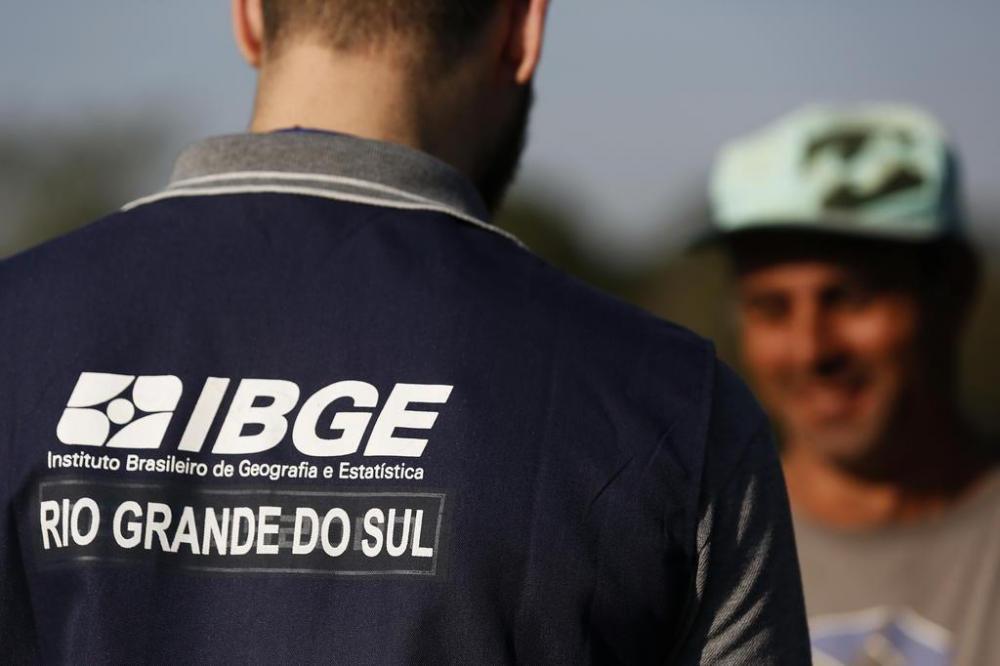 IBGE abre concurso com 13 mil vagas temporárias para o Censo 2020 no RS