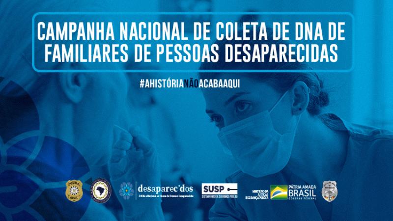 IGP e Polícia Civil organizam mutirão para coletar DNA de familiares de  desaparecidos