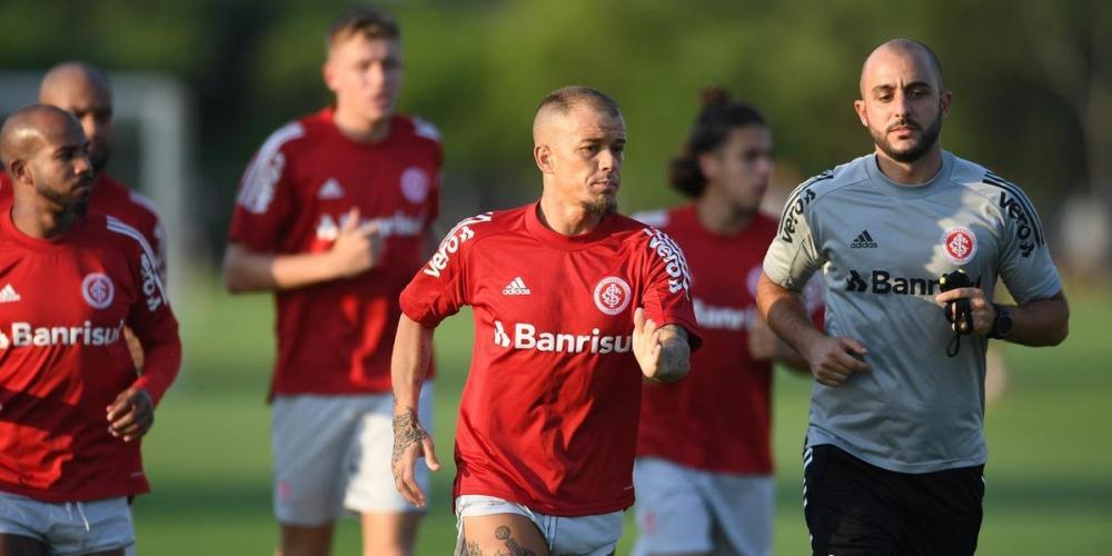 D'Alessandro não está garantido como titular no Gre-Nal desta quinta-feira   Foto: Ricardo Duarte / Inter / Divulgação / CP