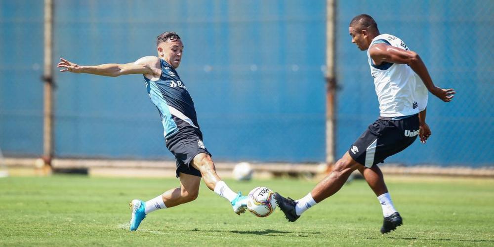 Grêmio enfrenta o São Luiz às 11h deste domingo | Foto: Lucas Uebel / Grêmio