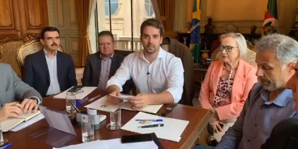 Governo encaminhará projeto para contratação emergencial na área da saúde   Foto: Facebook / Reprodução / CP
