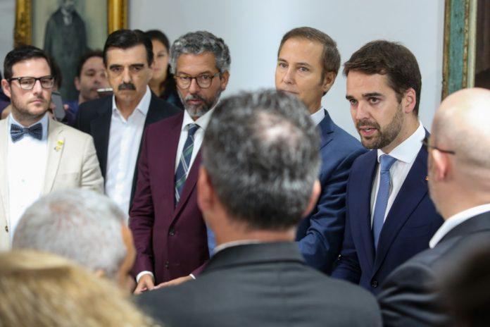 Reforma da previdência foi aprovada em janeiro pela Assembleia | Foto: Felipe Dalla Valle/Palácio Piratini