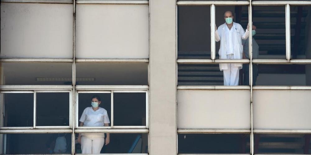 Espanha registrou mais 8.189 contágios confirmados de coronavírus | Foto: Miguel Riopa / AFP / CP