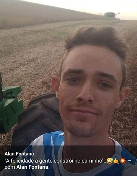 Morre jovem agricultor que tentava combater incêndio em lavoura em Água Santa