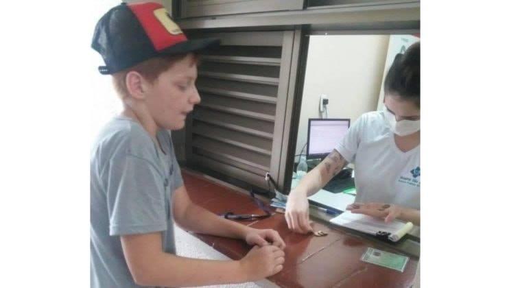 Família de menino que juntou latinhas e doou R$ 21,45 para hospital ganhará moradia da prefeitura de Antônio Prado