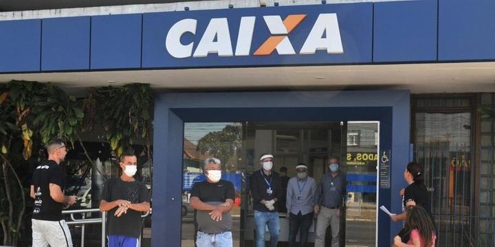 Mais de 90% já movimentaram auxílio de R$ 600, afirma Caixa