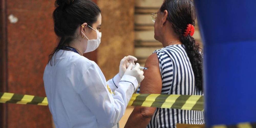 Campanha de vacinação segue até 5 de junho em postos de saúde e farmácias cadastradas | Foto: Alina Souza / CP Memória