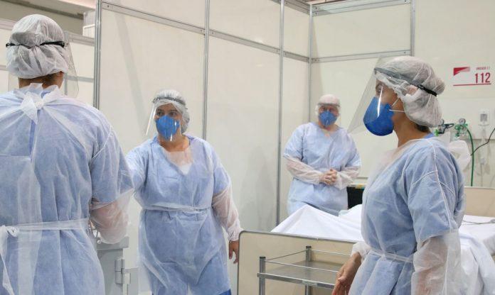 OMS diz que curvas do coronavírus no Brasil são alarmantes