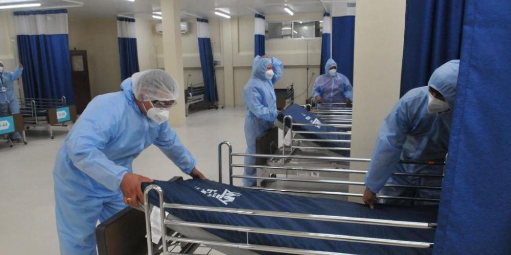 Brasil contabiliza 24.512 mortes e 391.222 casos confirmados de Covid-19