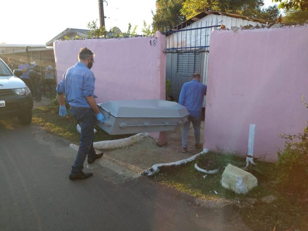 Cadáver é encontrado no bairro São Luiz Gonzaga em Passo Fundo