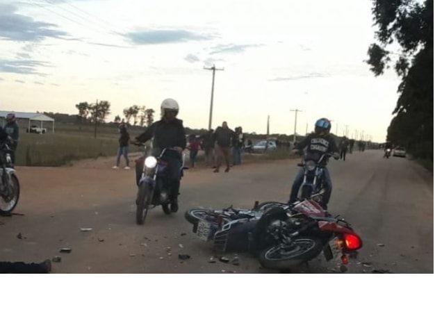Morrem jovens envolvidos em acidente após baterem de frente em Camaquã