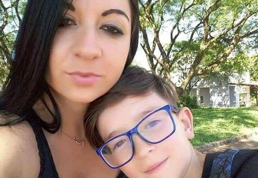 Em novo depoimento, mãe de Rafael Winques sustenta que morte foi acidental