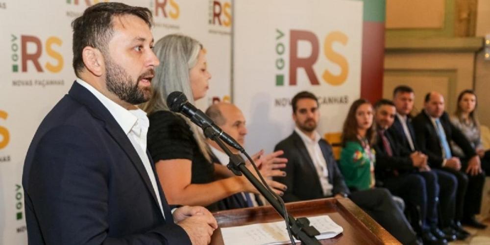 João Derly deixa secretaria do Esporte para disputar eleição em Porto Alegre