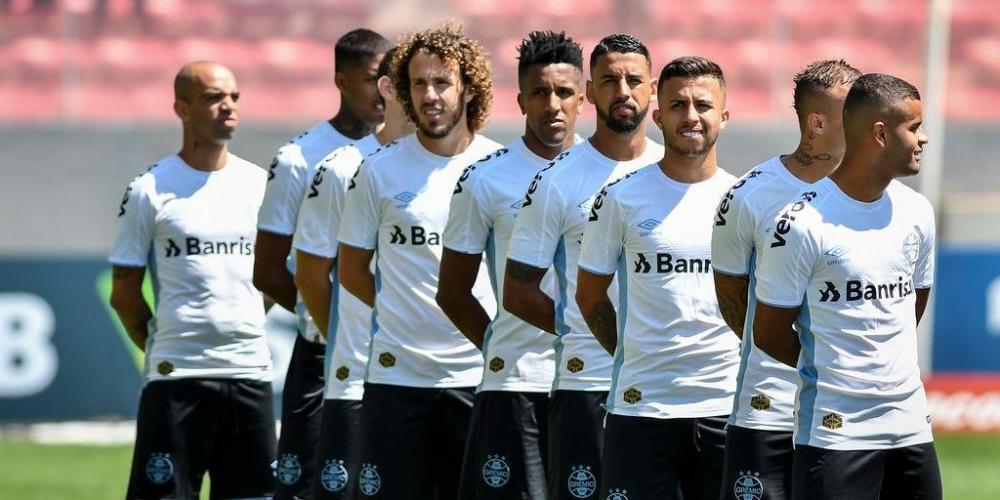 Grêmio precisará de 65% de aproveitamento para garantir vaga direta para a Libertadores | Foto: João Guilherme / Grêmio / Divulgação / CP
