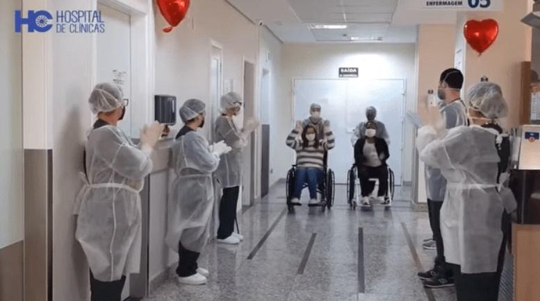 Foto: Hospital de Clínicas/divulgação