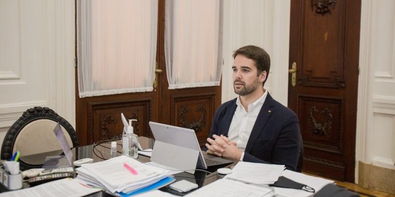 Governo do Estado anunciou resultados do primeiro ano do Plano Receita 2030 | Foto: Rodger Timm / Palácio Piratini / Divulgação / CP