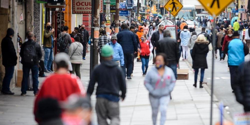 Secretário de Saúde diz que é preciso reforçar a necessidade do distanciamento social | Foto: Guilherme Almeida