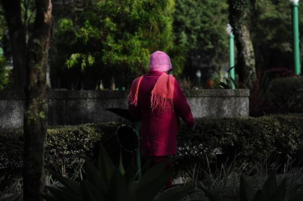 Após as chuvas, previsão é de temperaturas negativas na Serra