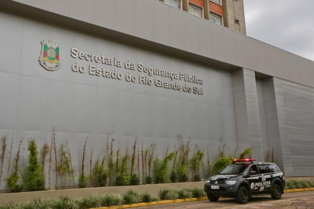 Secretaria de Segurança Pública terá dados colocados em sigilo após publicação de portaria — Foto: Leandro Osório/Especial Palácio Piratini
