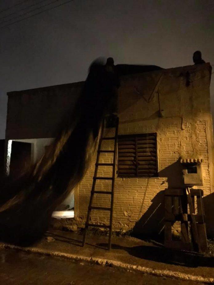 Santa Vitória do Palmar decreta situação de emergência após temporal de granizo. Foto: Prefeitura de Santa Vitória do Palmar / Divulgação