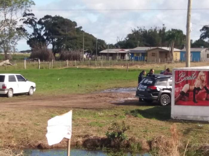 Crime ocorreu na madrugada de 10 de agosto, em uma boate do município de Mostardas Brigada Militar / Divulgação