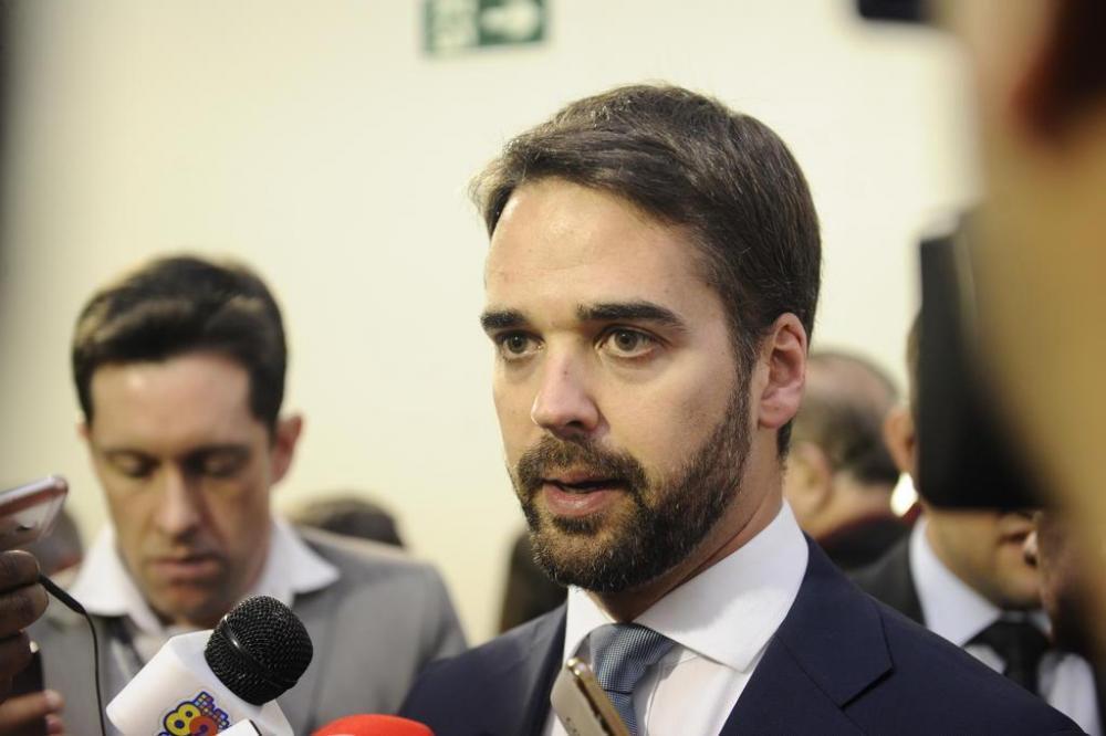 Foto: Governador Eduardo Leite