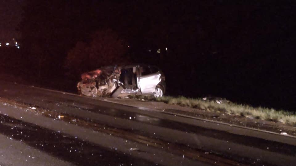 Grave acidente deixa feridos e 4 carros destruídos em Passo Fundo