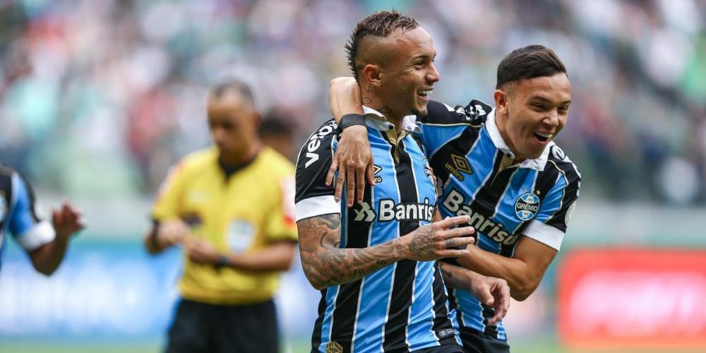 Grêmio venceu com gol de Pepê aos 48 minutos do segundo tempo e ajudou o Flamengo a ser campeão Brasileiro 2019 | Foto: Lucas Uebel / Grêmio / CP