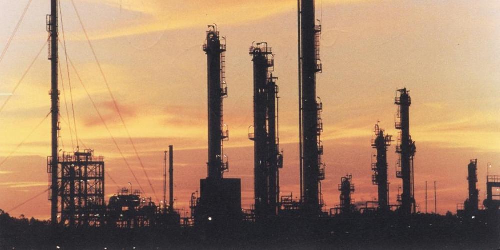 Polo Petroquímico de Triunfo | Foto: CP Memória