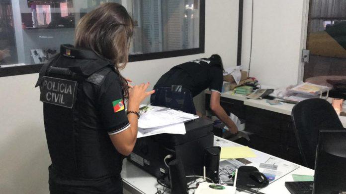 Foto: Polícia Civil./Divulgação.