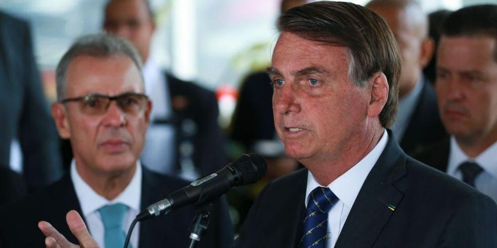 Bolsonaro disse que governadores