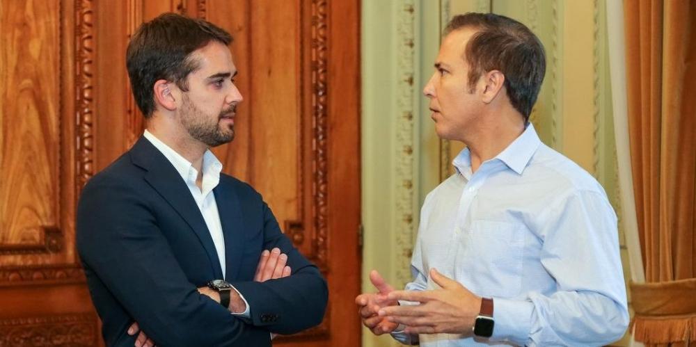 Parlamento gaúcho avalia como governador a validade de fazer sessão extraordinária | Foto: Gustavo Mansur / AL-RS / Divulgação CP