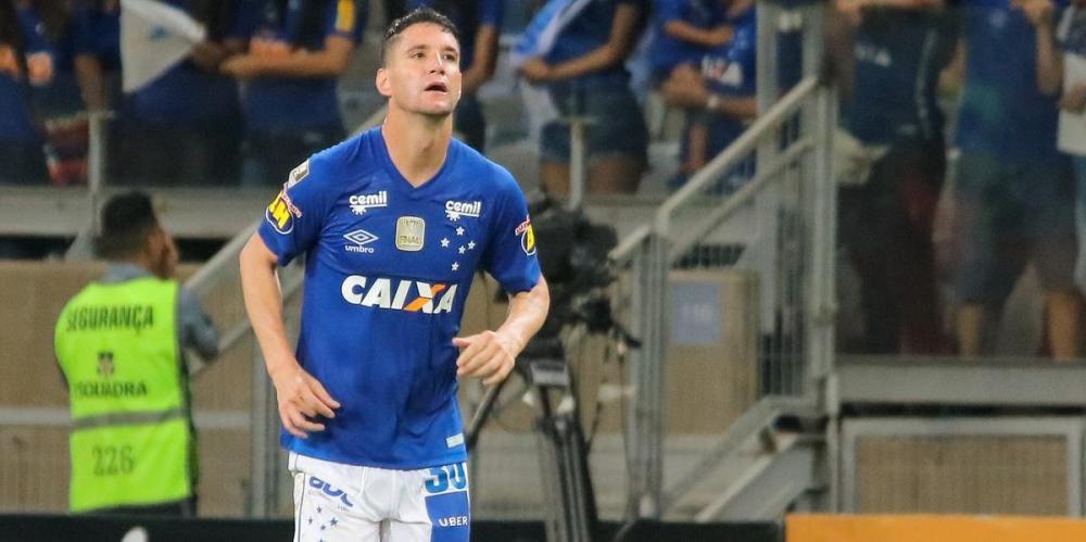 Thiago Neves trabalhou com Renato no Fluminense, mas caiu com o Cruzeiro na temporada passada | Foto: Telmo Ferreira / Estadão Conteúdo / CP