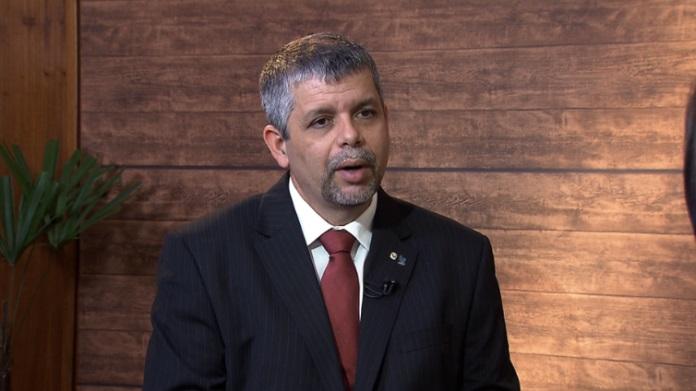 José Robalinho Cavalcante comentou denúncia contra jornalista Glenn Greenwald | Foto: Reprodução/TV Brasil/EBC
