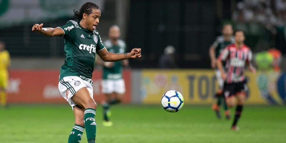 Ex-jogador do Palmeiras está na mira do Grêmio | Foto: Newton Menezes / Estadão Conteúdo / CP Memória