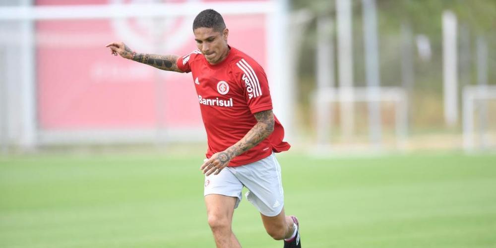 Guerrero terá D'Alessandro como companheiro de ataque neste domingo | Foto: Ricardo Duarte / Inter / Divulgação / CP