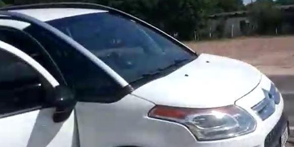Polícia Civil já identificou suspeito | Foto: BRIGADA MILITAR/DIVULGAÇÃO
