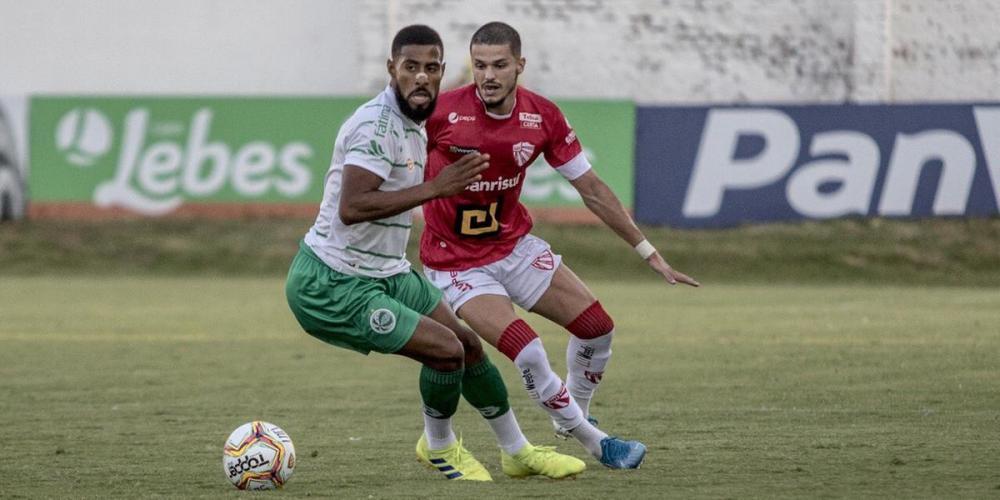 Juventude bateu o São Luiz, em Ijuí, por 3 a 1 | Foto: Ricardo Marchetti / EC São Luiz / Divulgação / CP